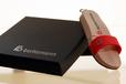 3D Projekt Stick als USB Sonderform inkl. Geschenkverpackung mit Silberprägung