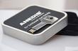 Geschenkbox mit Silberprägung