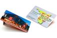 USB Stick CreditCard / mit Farbdruck