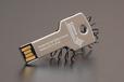 USB Sticks Schlüssel Lasergravur