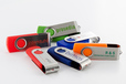 USB Stick TwisterExpress mit Farbdruck