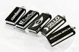 USB Stick Twister Micro in schwarz verschiedene Projekte mit Lasergravur